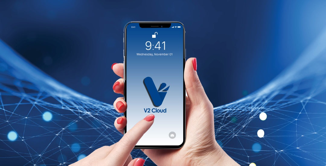 The V2 Cloud Mobile App