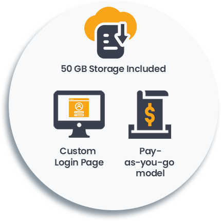 bundle of icons about our pricing plans